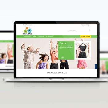 KDS smart offers website done by Junkies Coder
