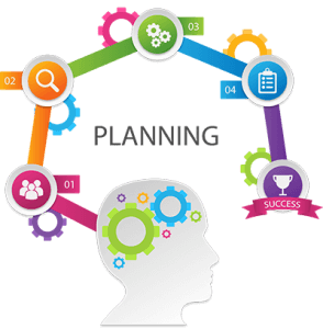 We plan for Web Development