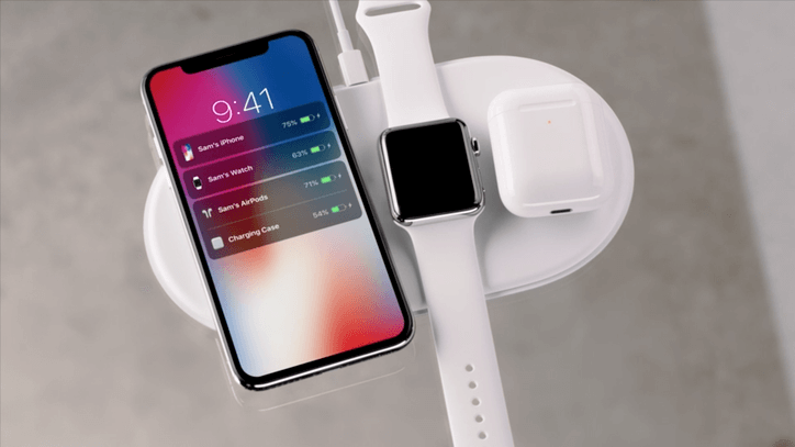 iPhone X - Wireless charger